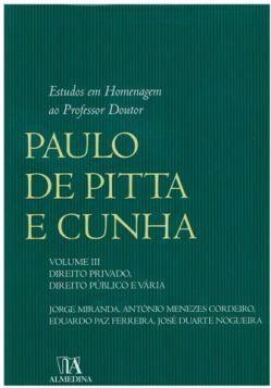 Homenagem Paulo Pitta e Cunha