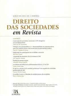 revista direito das sociedades, ano 2 vol 3