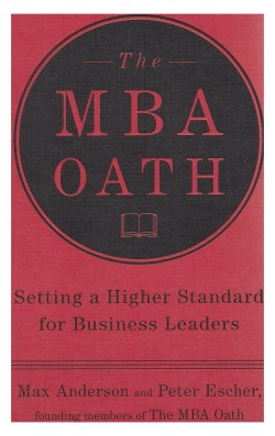 the mba oath