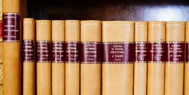Reportagem sobre o Tribunal Constitucional